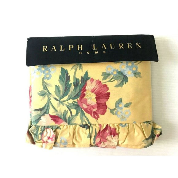 New Vintage Ralph Lalph Home PARSONAGE Full Sheet